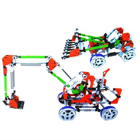 Купить Конструктор-игрушка Block «Блок интеллект 2 в 1» 254-4