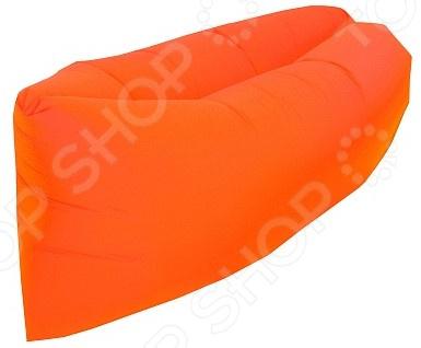 Лежак надувной Greenwood Lazy Bag Лежак надувной Greenwood Lazy Bag /Оранжевый