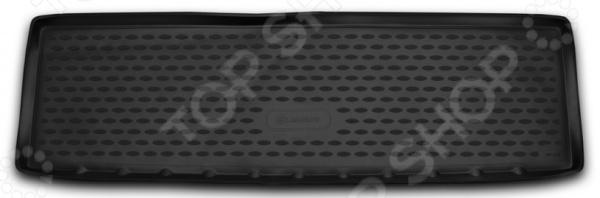 Коврик в багажник Element Cadillac Escalade, 2015, внедорожник (короткий) коврик в багажник element haval h9 2015 внедорожник