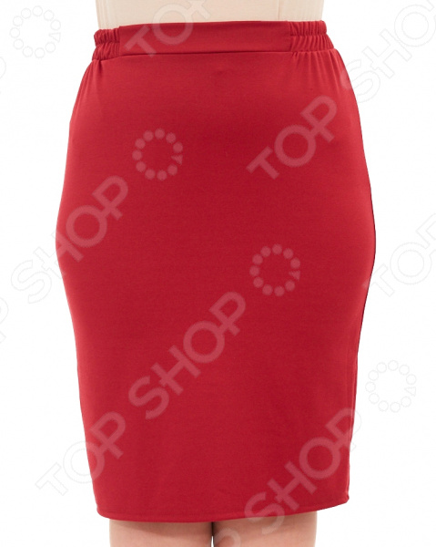 Юбка Laura Amatti «Венера». Цвет: бордовый юбка laura amatti изабелина цвет бордовый