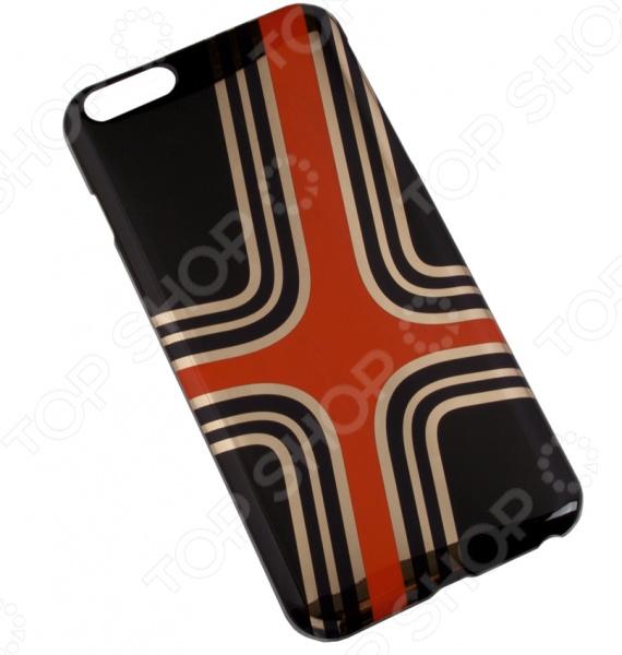 Чехол для iPhone 6/6S Plus Macuus «Оранжевый перекресток»