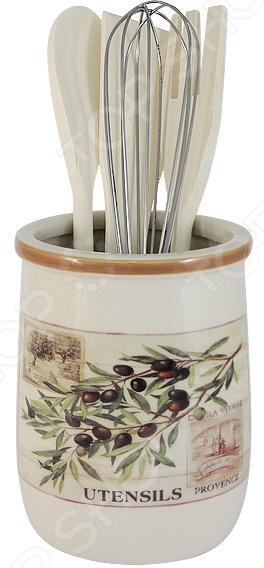 Набор кухонных принадлежностей LF Ceramic «Оливки»