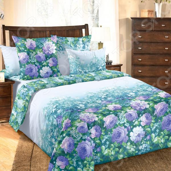 Комплект постельного белья Белиссимо «Лирика». 2-спальный