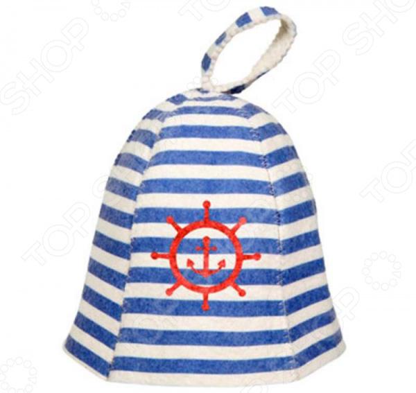 Шапка для бани и сауны Банные штучки «Морская» Банные штучки - артикул: 1806309