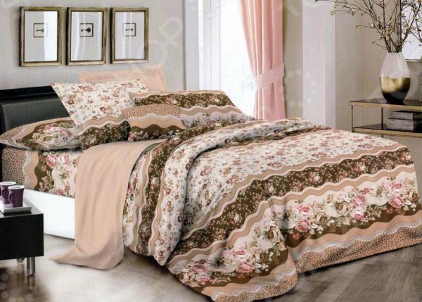 Комплект постельного белья «Сказка». Евро