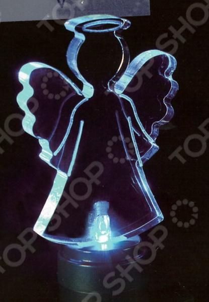 Фигура светодиодная Neon-Night «Ангел 2D»