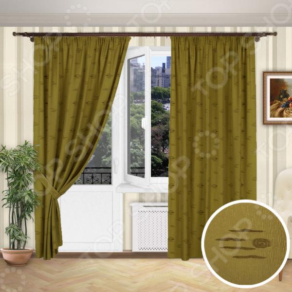 Фото - Комплект штор Синель «Тандем» 1208 стикеры для стен zooyoo1208 zypa 1208 nn