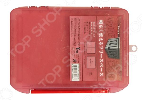 Коробка рыболовная без перегородок Yamada Tough Case W210 Slim