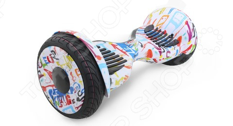 Zakazat.ru: Гироскутер Hoverbot C-2 Light white multicolor
