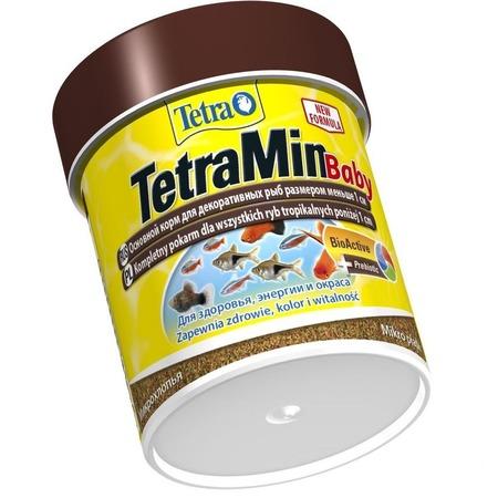 Корм для мальков рыб Tetra Min Baby