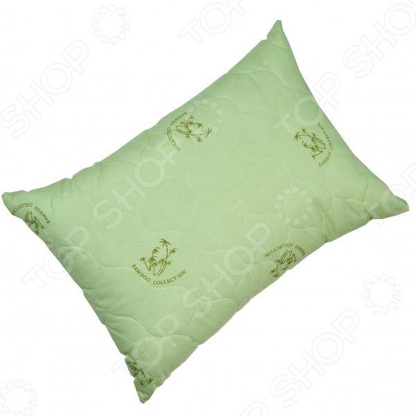 «Экофайбер» Подушка стеганая Tete-a-Tete «Бамбук»