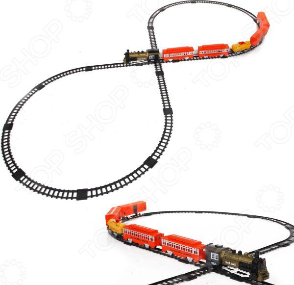 Zakazat.ru: Набор железной дороги игрушечный Yako 1724260