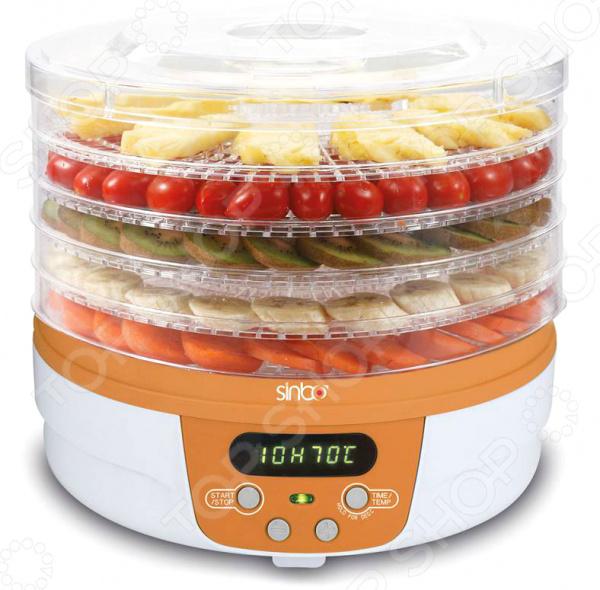 Сушилка для овощей и фруктов Sinbo SFD 7402