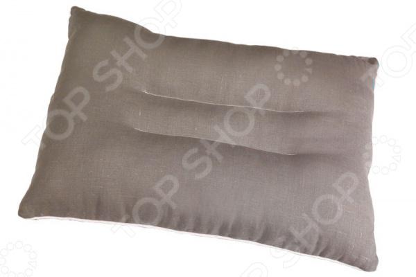 Подушка анатомическая Био-Текстиль «Магия солнца» подушка ортопедическая для шеи био текстиль подкова