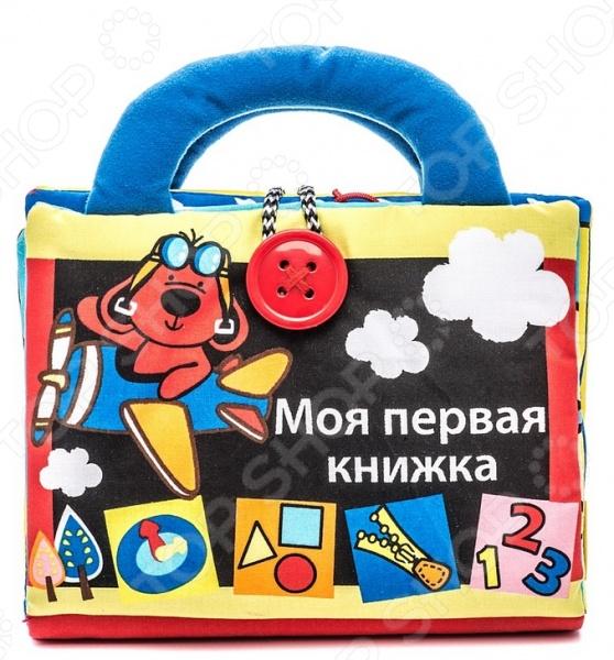 Мягкая игрушка развивающая K\'S Kids «Моя первая книжка-2» Мягкая игрушка развивающая K\'S Kids «Моя первая книжка-2» /