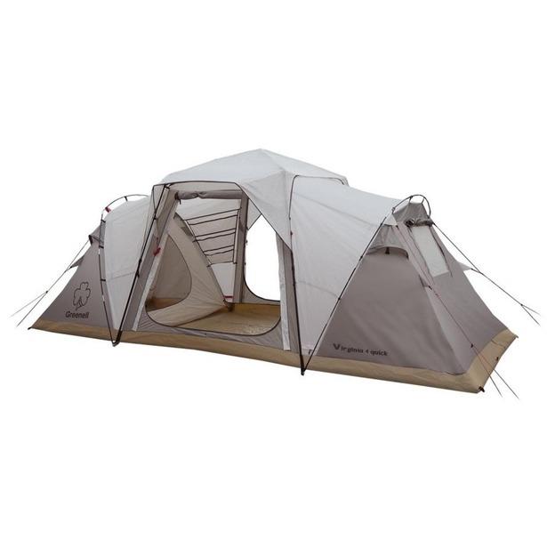 фото Палатка с автоматическим каркасом NOVA TOUR «Виржиния 4 квик»