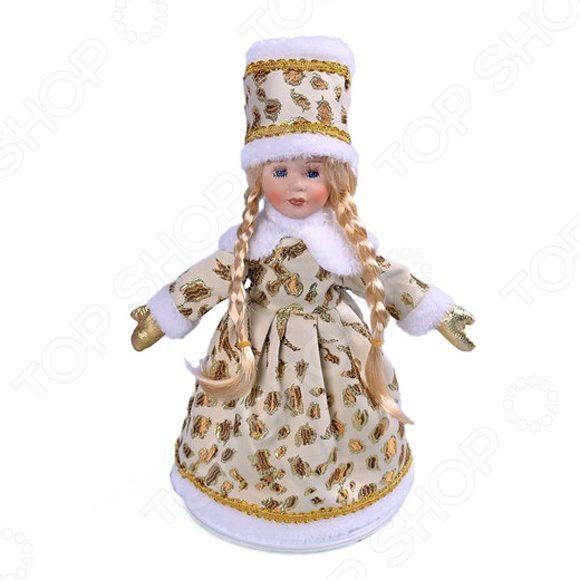 Кукла под елку Новогодняя сказка «Снегурочка» 973011