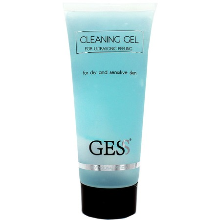 Купить Гель очищающий для ультразвукового пилинга Gess сухая и чувствительная кожа
