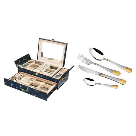 Купить Набор столовых приборов Hans Muller «Версаче»