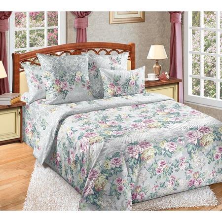 Купить Комплект постельного белья Королевское Искушение «Аллея роз». Евро
