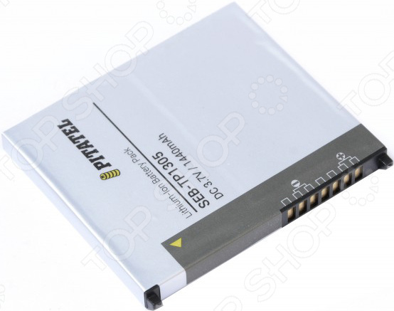 Аккумулятор для телефона Pitatel SEB-TP1305 аккумулятор для телефона pitatel seb tp321