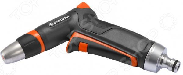 Комплект: пистолет-наконечник для полива и коннектор Gardena Premium фиксатор кисти руки ригла
