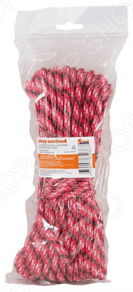 Шнур плетеный Рыжий кот 082297