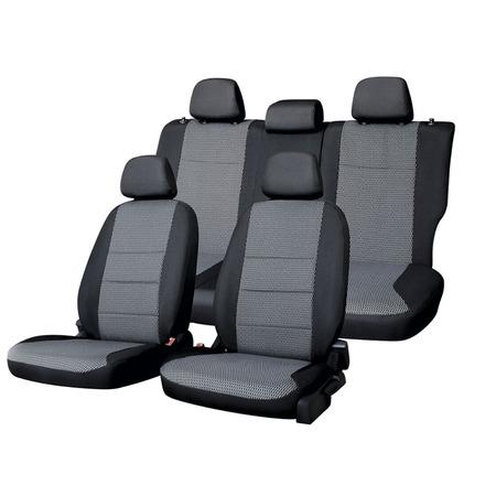 Купить Набор чехлов для сидений Defly KIA Rio, 2011-2017, 3-е поколение (UB), седан