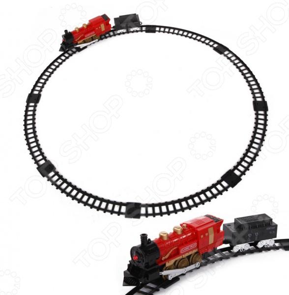 Набор железной дороги игрушечный Yako 1724263. В ассортименте