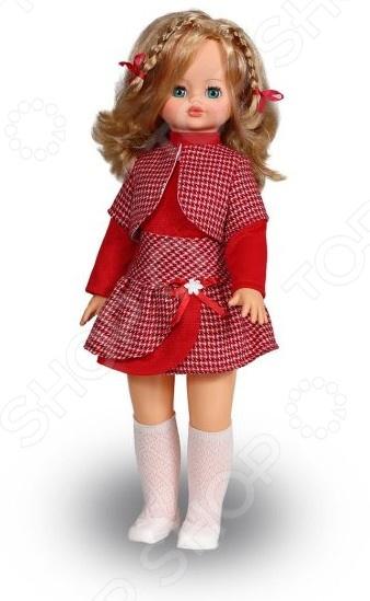 Кукла интерактивная Весна «Эльвира 2» весна весна кукла интерактивная саша 2 озвученная 42 см