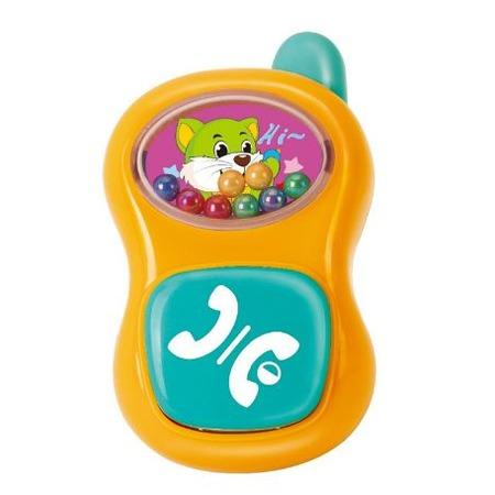Купить Игрушка-погремушка Huile Toys «Телефончик». В ассортименте