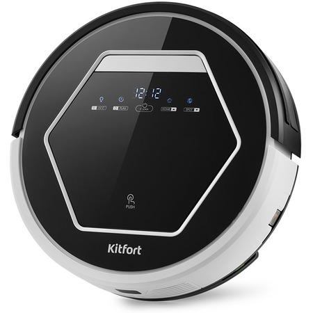 Купить Робот-пылесос с УФ-лампой KITFORT КТ-553