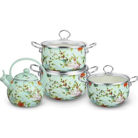 Купить Набор посуды Kelli KL-4121