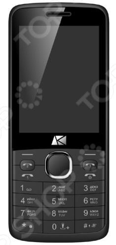 Телефон мобильный ARK Benefit U281 незаменимое устройство в жизни современного человека. Эта простая и удобная в использовании модель создана для людей, которым важно всегда быть на связи с родными и друзьями. Батарея на 1000 мАч позволяет работать телефону от одного заряда до 10 дней в режиме ожидания и до 5 часов в режиме разговора.  Особенности мобильного ARK Benefit U281  Цветной дисплей диагональю 2,8 обеспечивает комфортную навигацию по меню телефона.  Беспроводной интерфейс передачи данных Bluetooth 2.1.  Встроенное FM-радио для прослушивания любимых радиостанций. В комплекте наушники.  Камера на 0,3 Мп, позволяющая делать снимки с разрешением 640х480 пикселей.  Функция фонарика.  Компактные размеры 55,4х130,5х12,4 мм при весе в 97 грамм. Телефон удобно лежит в руках, его легко носить с собой в кармане.  Но главная изюминка модели поддержка 3 Sim-карт. Удобно, когда необходимо одновременно сочетать тарифные планы от разных операторов. Также это полезно при наличии собственных номеров и рабочего. Объем встроенной памяти составляет 32 Мб и может быть увеличен до 16 Гб за счет приобретения micro SD карты.
