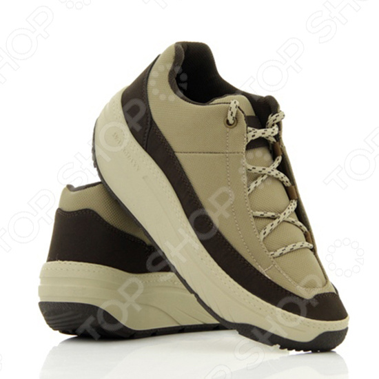 Будьте в форме в любую погоду с новыми Кроссовками демисезонными Walkmaxx! Невзирая на дождь или холод. Благодаря покрытию MAXX-RESIST, которое защитит от влаги и ветра, ваши ноги будут чувствовать себя превосходно даже при перемене погоды. Стелька из пены Мемори подарит вам ощущение прогулки по облакам. Кроссовки демисезонные Walkmaxx позволят вам:  Наслаждаться каждым шагом  Чувствовать себя уверенно благодаря противоскользящей подошве  Защитить ноги от суровых погодных условий Это отличный ответ дождю и холоду ! Демисезонные кроссовки выполнены из высококачественных материалов:  Верхняя часть ботинка защищена покрытием MAXX-RESIST, которое отталкивает воду, жир и грязь  Стелька из пены Мемори сделает шаги мягкими.  Особый материал подошвы придаст вам уверенности в гололед. Оригинальная округлая подошва WALKMAXX поможет улучшить мышечный тонус, пока вы занимаетесь повседневными делами. Укрепляйте мышцы ног и ягодиц. Округлая подошва при ходьбе создает естественные перекатывающиеся движения. Чем больше и активнее вы двигаетесь, тем лучше усиливается циркуляции крови.