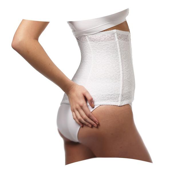 фото Пояс медицинский эластичный послеродовый Tonus Elast 9905 «Эвелина» Lux. Размер: 4-L. Цвет: белый