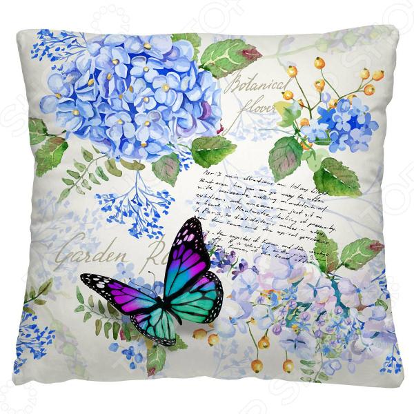 Подушка декоративная Волшебная ночь «Летний сад»