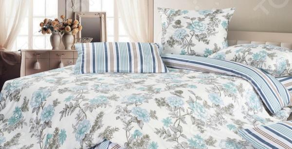 Комплект постельного белья Ecotex «Гармоника. Роберто» комплект постельного белья ecotex марлен