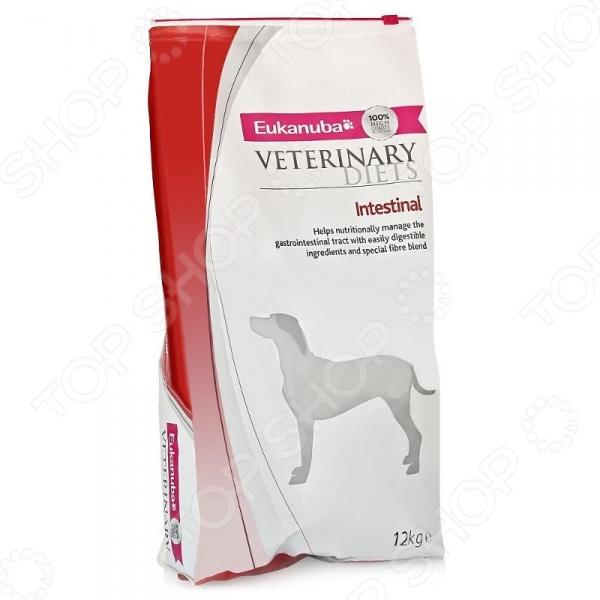 ���� ����� ����������� ��� ����� � ��������� ����������� Eukanuba Veterinary Diets. Intestinal
