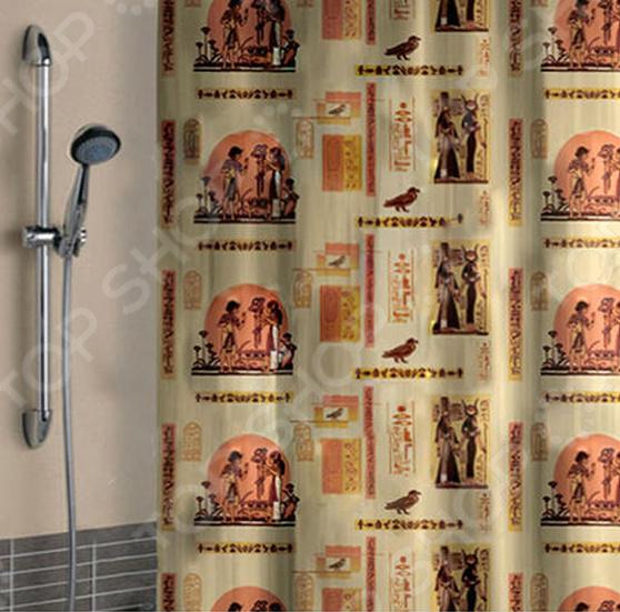 Штора для ванной «Египет»