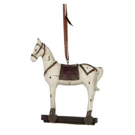 Купить Елочное украшение Christmas House «Лошадка»