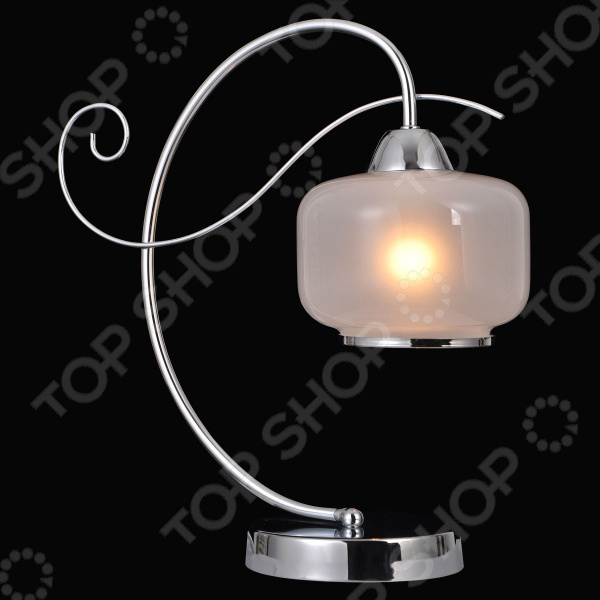 Лампа настольная Natali Kovaltseva 75049/1t Chrome