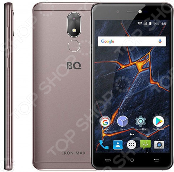 Смартфон BQ 5507L Iron Max 16Gb
