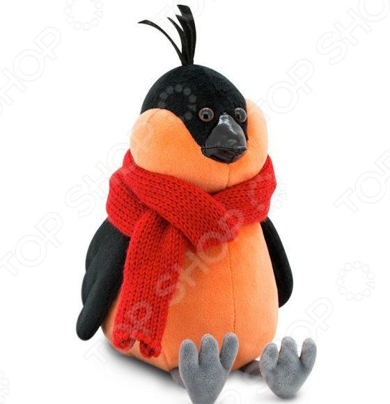 Мягкая игрушка Orange «Cнегирь. Красный шарф»