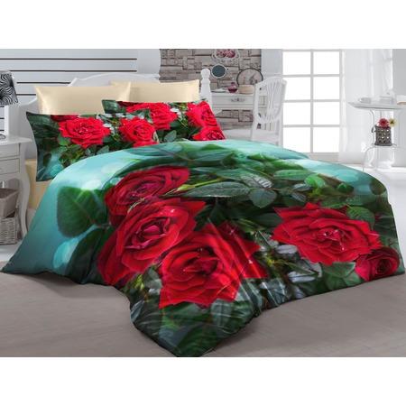 Купить Комплект постельного белья ТамиТекс «Пурпурное сердце»