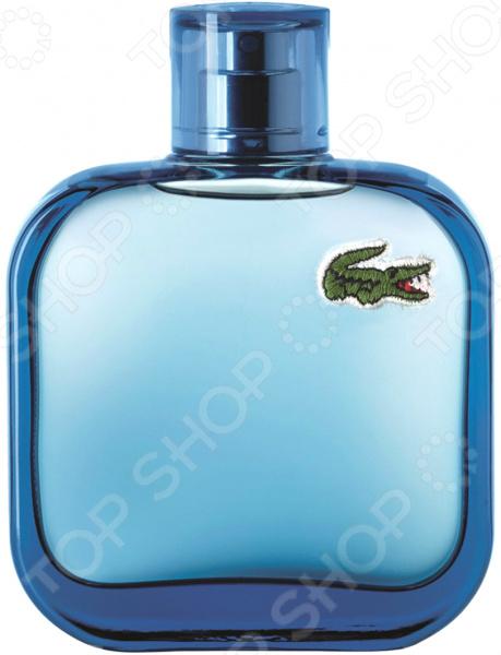 Туалетная вода для мужчин Lacoste Eau De Lacoste L.12.12 Blue, 50 мл lacoste туалетная вода eau de lacoste l 12 12 jaune lacoste 50 мл