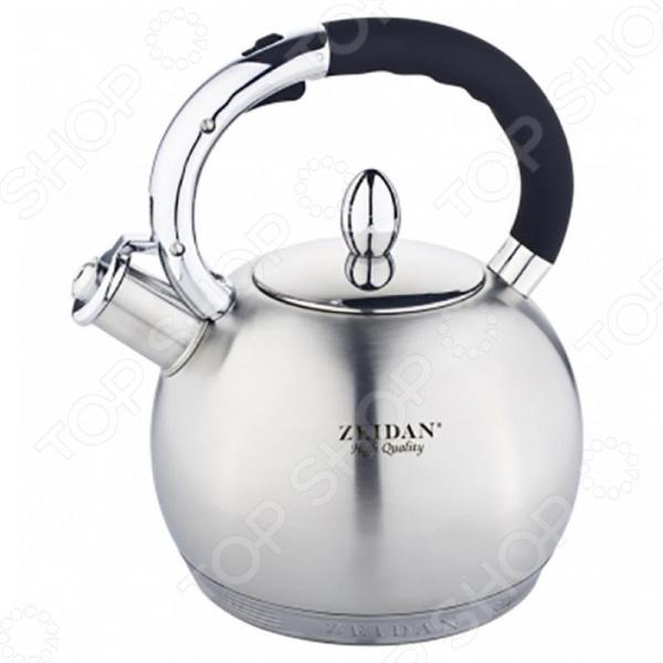 Чайник со свистком Zeidan Z-4160 чайник со свистком zeidan z 4184 чаепитие