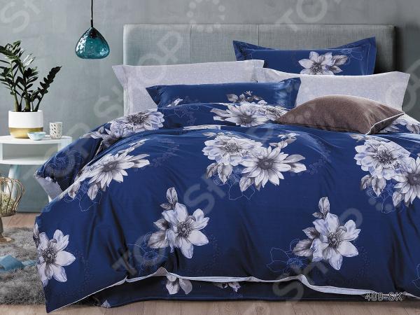 Комплект постельного белья Cleo 408-SK комплекты постельного белья cleo постельное белье hunter 2 спал