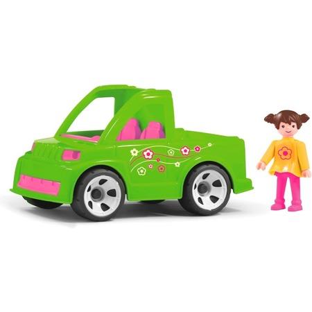 Купить Машинка игровая EFKO «Автомобиль службы озеленения и водитель»