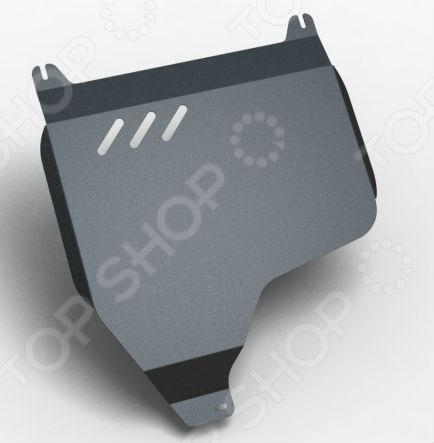 Комплект: защита раздаточной коробки и крепеж NLZ Nissan Patrol, Infiniti QX56 2010: 5,6 бензин АКПП